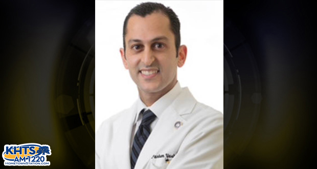 Dr. Yashar From Henry Mayo - KHTS - Santa Clarita