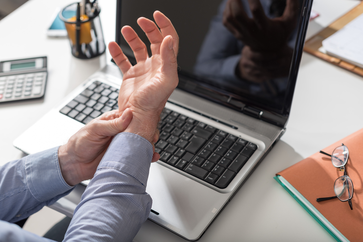 Causes of carpal tunnel syndrome