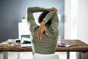 Strengthen Your Lower Back for Your Desk Job